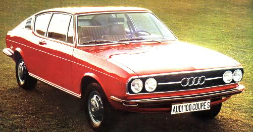 Audi 100 Coup 233 S